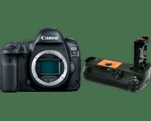 Canon EOS 5D Mark IV + Poignée d'alimentation Jupio (BG-E20)