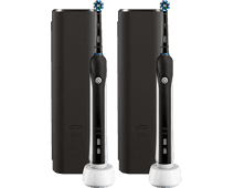 Oral-B Pro 2 2500 Duo Pack Black
