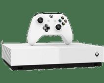 Microsoft Xbox One S All-Digital Edition (1TB) + 3 games & V-Bucks