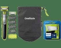 Philips Oneblade QP2630/30 + Philips OneBlade set QP230/50