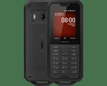 Nokia 800 Tough Noir