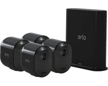 Arlo Ultra 4K Zwart 4-Pack
