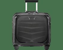 Samsonite Lite-Biz Rolling Tote USB Black
