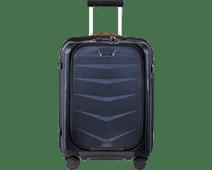 Samsonite Lite-Biz Spinner 55/20 USB Blauw