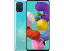 Samsung Galaxy A51 128 GB Blauw