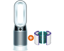 Dyson Pure Hot+Cool Wit/Zilver - 2018 + Filterset