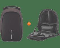 XD Design Bobby Hero Antivol 15 pouces Noir + Séparateurs internes