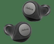 Jabra Elite Active 75t Titanium Zwart