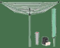 Brabantia Lift-O-Matic droogmolen 50 meter + beschermhoes + wasknijpertasje + wasknijpers
