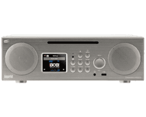 DABMAN I450 CD zilver