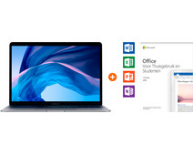 Apple MacBook Air Gris sidéral (2020) + Microsoft Office 2019