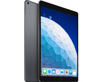 Apple iPad Air (2019) 64 Go Wi-Fi + 4G Gris sidéral