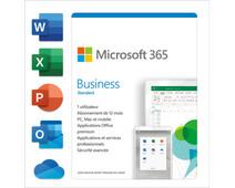 Microsoft 365 Business Standard FR Abonnement 1 an
