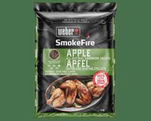 Weber Natuurlijke hardhout pellets - Apple