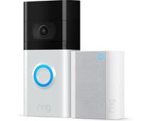 Ring Video Doorbell 3 + Chime Gen. 2