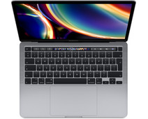 "Apple MacBook Pro 13"" (2020) MWP52FN/A Gris sidéral AZERTY"