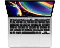 "Apple MacBook Pro 13"" (2020) MWP82FN/A Argent AZERTY"