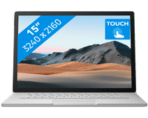 Microsoft Surface Book 3 - 15 inches - i7 - 32GB - 512GB FR AZERTY
