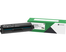 Lexmark C332HK0 Black High Yield Return Program Print Cartridge