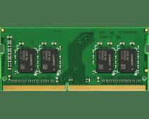 Synology 4GB DDR4 SODIMM Non-ECC 2400 MHz (1x4GB)