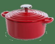 BK Bourgogne Dutch Oven 20 cm Chili Red