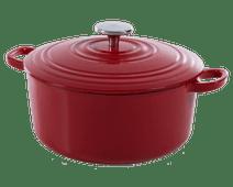 BK Bourgogne Dutch Oven 28 cm Chili Red