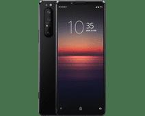 Sony Xperia 1 II 256GB Zwart 5G