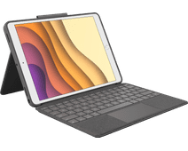 Logitech Combo Touch Apple iPad Air (2019) Toetsenbord Hoes AZERTY