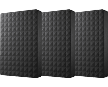 Seagate Expansion Portable 5TB 3-Pack