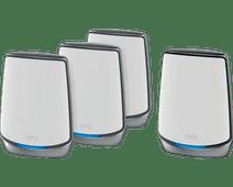 Netgear Orbi Wifi 6 RBK853 Multiroom wifi 4-Pack