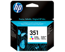HP 351 Cartridge 3 Colors (CB337EE)