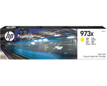 HP 973X PageWide Cartridge Yellow (F6T83AE)