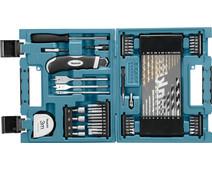 Makita 71-piece bit and bore set D-33691