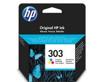 HP 303 3-Color Pack (T6N01AE)