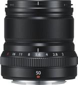 Fujifilm XF 50mm f/2.0 R WR Black