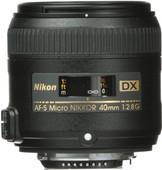 Nikon AF-S DX Micro-NIKKOR 40mm f/2.8G
