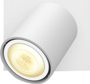 Philips Hue Runner opbouwspot White Ambiance 1-lichts Wit Bluetooth