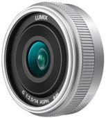 Panasonic Lumix G 14 mm f/2.5 II ASPH Argent