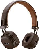 Marshall Major 3 Bluetooth Brown