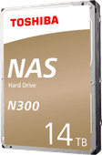 Toshiba N300 NAS Hard Drive 14TB