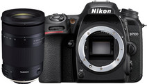 Nikon D7500 + Tamron 18-400 mm f/3.5-6.3 Di II VC HLD