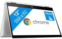 HP Chromebook x360 12b-ca0001nb Azerty