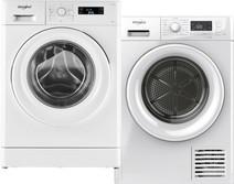 Whirlpool FWF81683W EU Fresh Care+ + Whirlpool FTBE M11 82