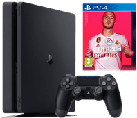 Sony Playstation 4 slim 500GB + FIFA 20 PS4