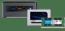 Pack Unité Centrale - Intel NUC8i3BEH 16 Go RAM + 1 To SSD