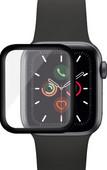 PanzerGlass Apple Watch Series 4/5 40mm Screenprotector Glas Zwart