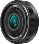 Panasonic Lumix G 14mm f/2.5 II ASPH Zwart