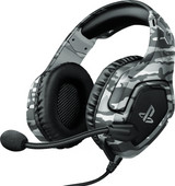 Trust GXT 488 FORZE Official Licensed Playstation 4 Casque Gamer - Gris