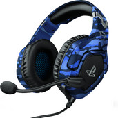 Trust GXT 488 FORZE Official Licensed - Playstation 4 Gaming Headset - Blauw