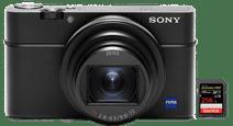 Sony Cybershot DSC-RX100 VI + SanDisk Carte mémoire 256 Go